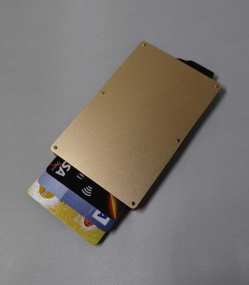 Athene Goud - Cardholders | Torby