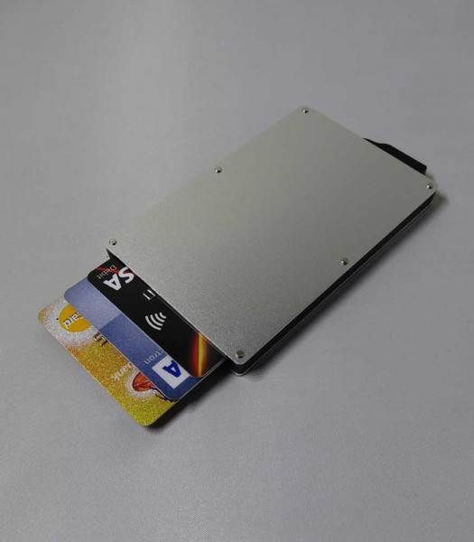 Athene Zilver - Cardholders   Torby