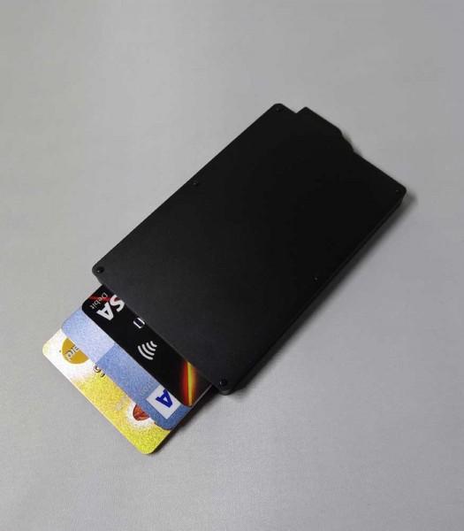 Athene Zwart - Cardholders | Torby