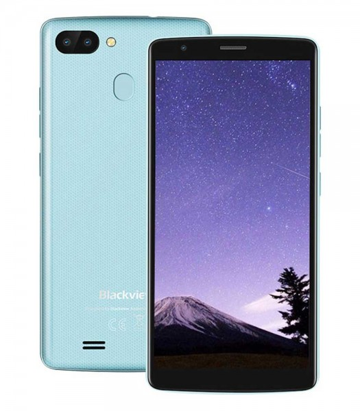 Blackview A20 Pro Blue - smartphones | Torby