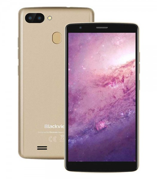 Blackview A20 Pro Golden - smartphones | Torby