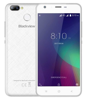Blackview A7 Pro Cream White - smartphones | Torby