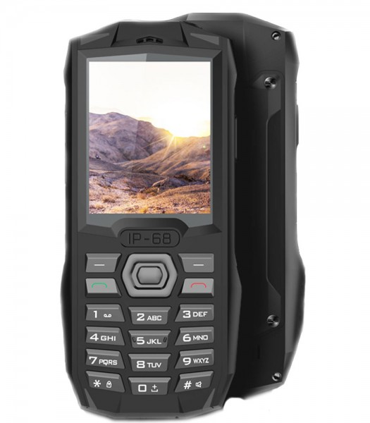 Blackview BV1000 Black - smartphones | Torby