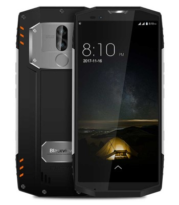 Blackview BV9000 Ice Silver - smartphones | Torby