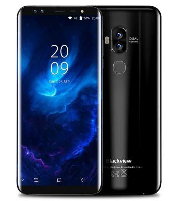 Blackview S8 Magic Black - smartphones | Torby