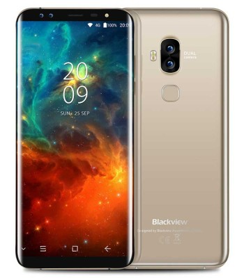 Blackview S8 Silk Gold - smartphones | Torby