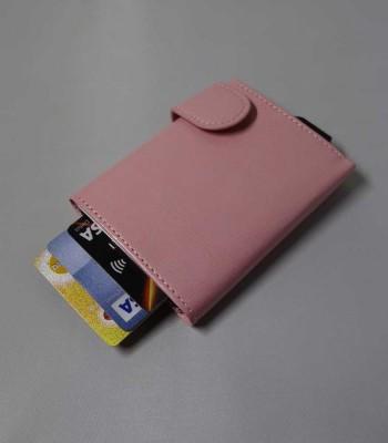 Dublin Lichtroze - Cardholders | Torby