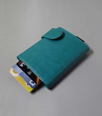 Dublin Turquoise - Cardholders | Torby