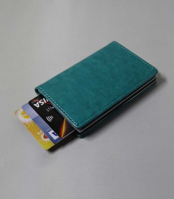 Helsinki Turquoise - Cardholders | Torby