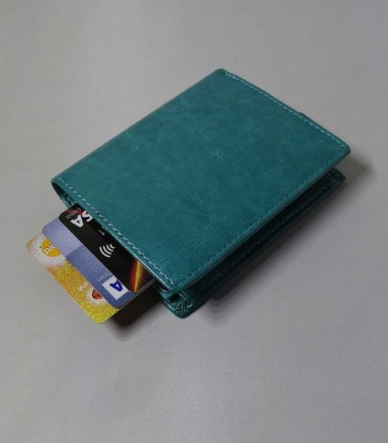 Napoli Turquoise - Cardholders | Torby
